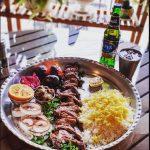 رستوران حمید با مدیریت خانم اصغری