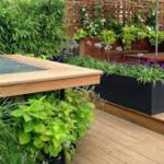 طراحی و اجرای فضای سبز و محوطه سازی در پردیس