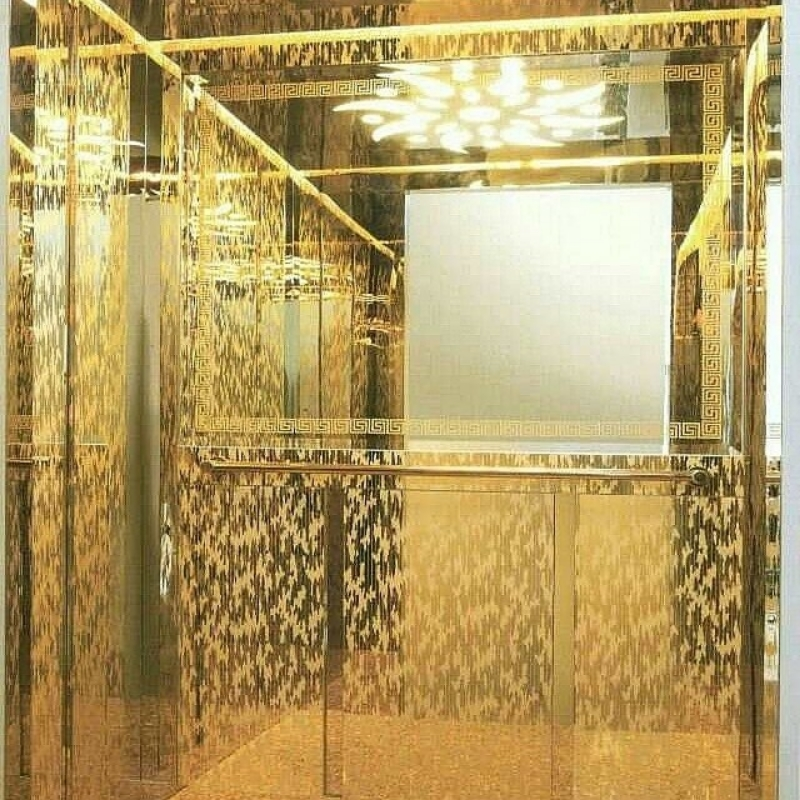 تولید و خدمات درب آسانسور